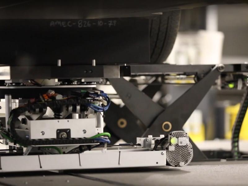 В США создали универсальную станцию для быстрой замены аккумуляторов электромобилей