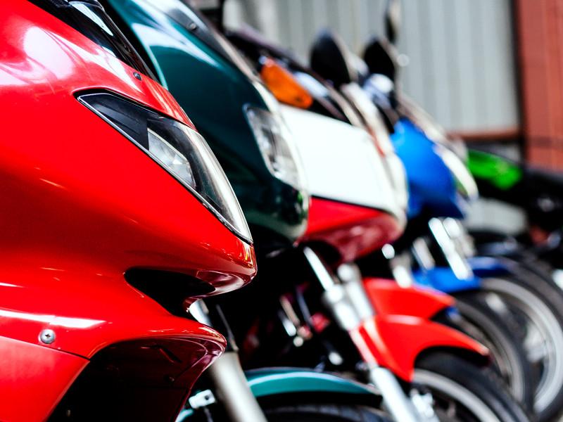 Квартальные продажи мотоциклов в России упали на 35%